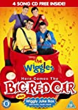 echange, troc The Wiggles - Here Comes the Big Red Car [+ CD] [Import anglais]