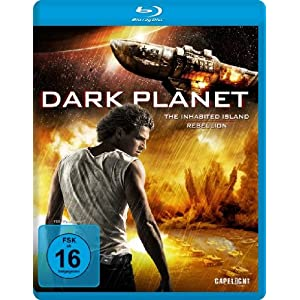 Dark Planet: the Inhabited Isl [Blu-ray] [Import allemand]