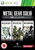 Metal Gear Solid HD - Collection (Xbox 360) [Importación inglesa]