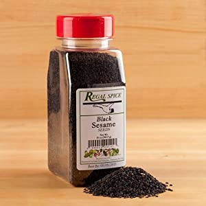Seed Spices (Black Sesame 10 oz)