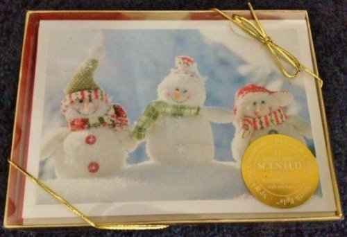 Yankee Candle Scented Holiday Greeting Cards