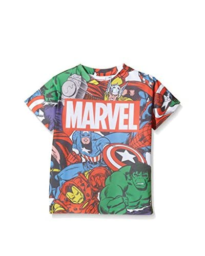 MARVEL Camiseta Manga Corta Group