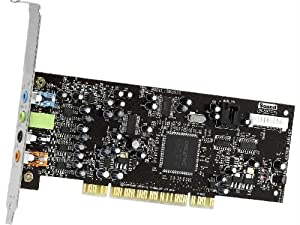 Creative Labs SB0570 PCI Sound Blaster Audigy SE Sound Card