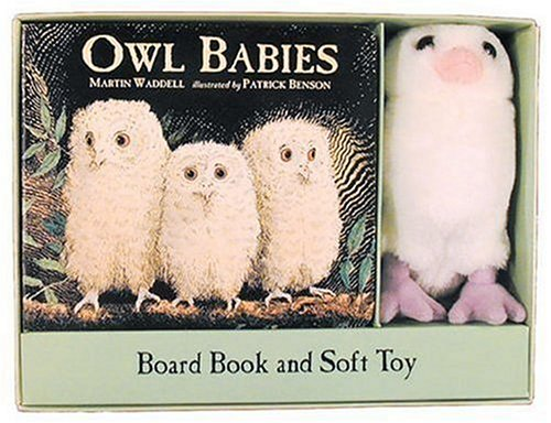 Owl Babies: Book and Toy Gift Set
