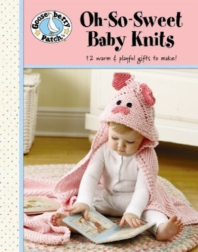 Oh-So-Sweet Baby Knits front-822615