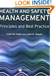 Health and Safety Management: Princip...