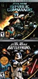 Star Wars: Republic Commando + Battlefront II