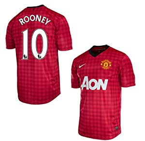 Rooney jersey youth | Manchester United youth jersey by Nike