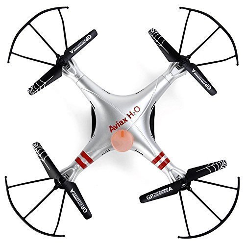 GP – NextX H2O Aviax 2.4G 4CH 6-Axis 3D Eversion Water resistant Drone