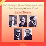 Brahms/Debussy/Hindemith/Rachm