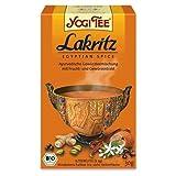 Yogi Tea Licorice Egyptian Spice 15 Bag