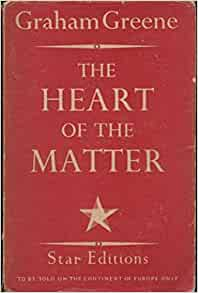 the heart of the matter by graham greene essays