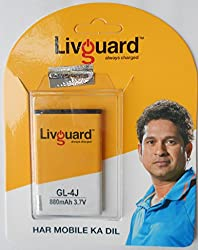 Livguard Battery for Nokia Bl-4J Replacement