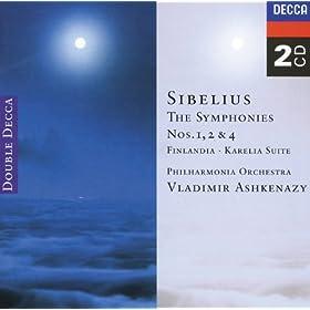 Sibelius: Karelia Suite, Op.11 - 2. Ballade (Tempo di menuetto)