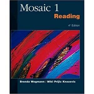 Mosaic 1 Reading (Mosaic I) (No. 1)