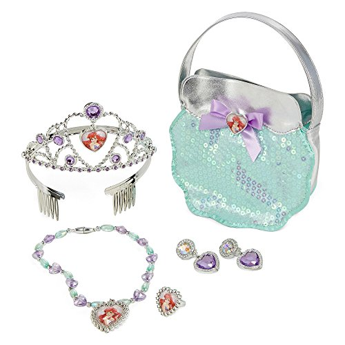Disney Ariel Mermaid Costume Accessory Set - 5 Piece