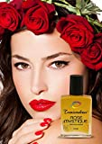 Women's Perfume Made from Pure Essential Oils and Jojoba Oil. Beautiful Perfume. Sensuous! 100% Natural Perfume with Patchouli Oil, Frankincense, Lavender, Bulgarian Rose, Clove, Ylang Ylang, Lemongrass, Clary Sage, Sweet Orange. Rollerball Perfume Oil. Satisfaction Guaranteed. (Rose Mystique)