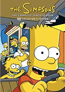 The Simpsons: The Complete Tenth Season by 20th Century Fox