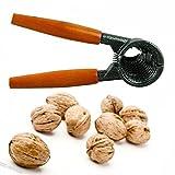 Anwenk® Heavy Duty Nutcracker Pecan Walnut Plier Opener Tool with Wood Handle