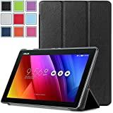 Asus Zenpad C 7.0 (Z170C/Z170CG/Z170MG) Case - HOTCOOL Ultra Slim Lightweight SmartCover Stand Case For 2015 Released ASUS ZENPAD C 7.0 Z170C / Z170CG / Z170MG Tablet, Black