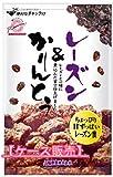 山脇製菓 レーズン&かりんとう 110g×12袋