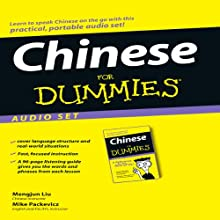 Chinese for Dummies (       UNABRIDGED) by Mengjun Liu Narrated by uncredited