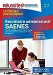 Concours Secr�taire administratif, SA...