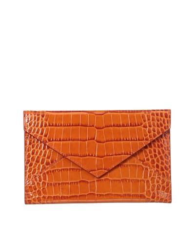 Graphic Image Women's Envelope, Orange