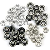 We R Memory Keepers We R Memory Keepers Eyelets Cool Metal, Standard, 60-Pack