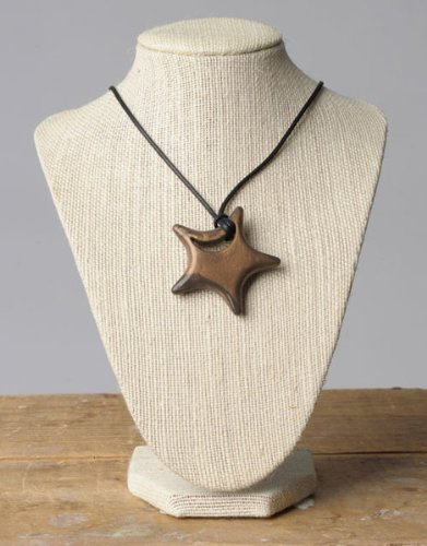 Teethease Star Pendant - Gold