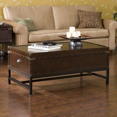 Cheap Southport Storage Coffee Table in Espresso (CSN0289)
