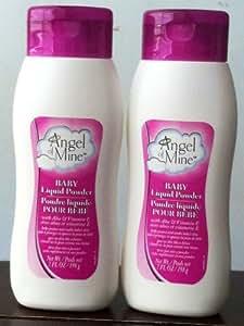 Amazon Com Angel Of Mine Baby Liquid Powder 7 Oz 2 Pack