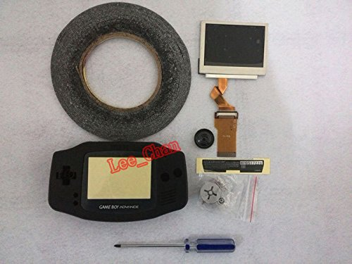 Nintendo Gameboy Advance GBA Backlit AGS-101 Upgrade Modify Tool kit Pack (Gameboy Advance Sp 101 Screen compare prices)