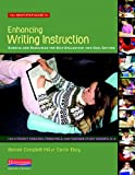 img - for The Next-Step Guide to Enhancing Writing Instruction: Rubrics and Resources for Self-Evaluation and Goal Setting, For Literacy Coaches, Principals, and Teacher Study Groups, K-6 book / textbook / text book