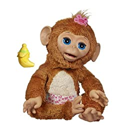 [Best price] Stuffed Animals & Plush - FurReal Friends Cuddles My Giggly Monkey Pet - toys-games