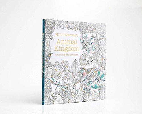 Libro Millie Marottas Animal Kingdom