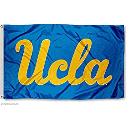 UCLA Bruins Wordmark Flag Large 3x5