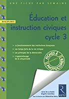 Education et instruction civiques