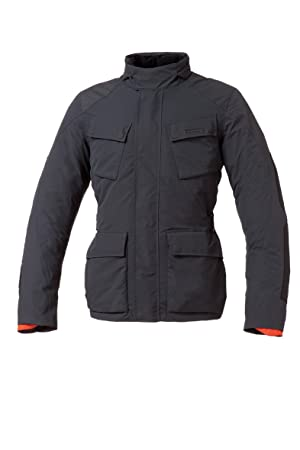 Tucano urbano 8935MF040GR6 4TEMPI-respirant, coupe-vent et étanche four seasons length jacket medium-gris-taille xL