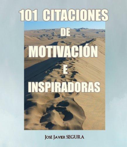 Couverture du livre 101 Citaciones de Motivación e Inspiradoras