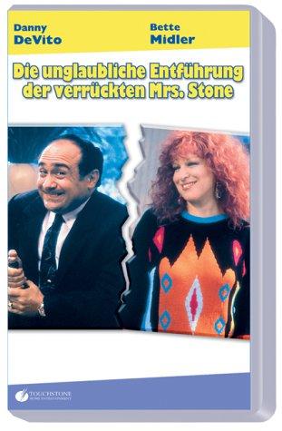 Die unglaubliche Entführung der verrückten Mrs. Stone [VHS]