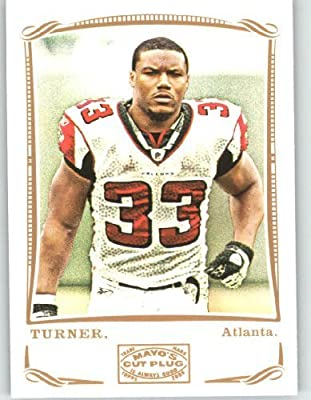 Michael Turner - Atlanta Falcons - 2009 Topps Mayo Football Card #193 - NFL Trading Card