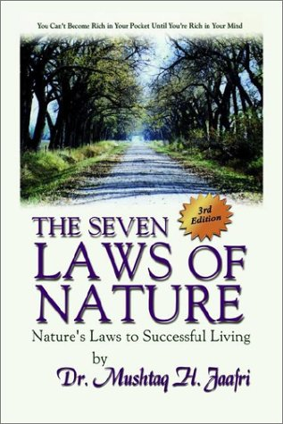 The Seven Laws of Nature: Nature's Laws to Successful Living 3rd Edition