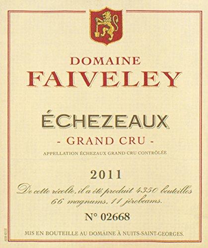 2011 Joseph Faiveley - Echezeaux Grand Cru Burgundy 750 Ml