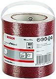 Bosch Schleifband C410 Standard for Wood+Paint 93mmx5m Korn 80
