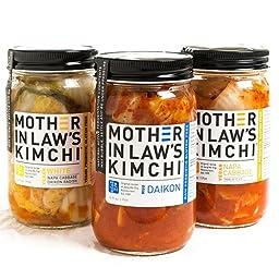 Mother in Law\'s Kimchi House Napa Cabbage Kimchi, 16 oz