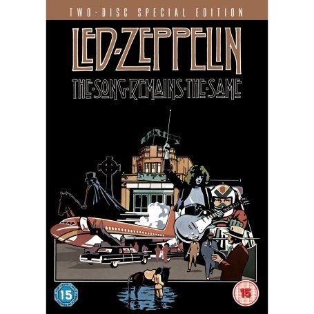 Led Zeppelin - The Song Remains The Same (Special Edition) [DVD] [1976]