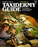 img - for Taxidermy Guide book / textbook / text book