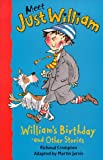 William's Birthday and Other Stories (Meet Just William)