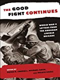 img - for The Good Fight Continues book / textbook / text book